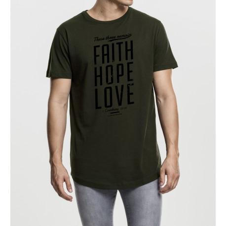 Tricou crestin Faith Hope Love - cmkFHLM - NOU