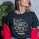 Tricou crestin I CAN DO ALL - CMKICDA - NOU