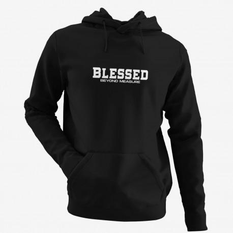 Hanorac mesaj crestin blessed beyond measure