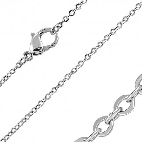 Lant oval link1,5 mm inox - CVM084