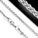 Lant Infinity Rope 3 mm inox - NCB514